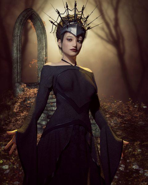 Autumn's Queen