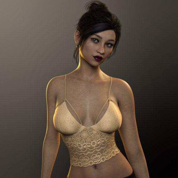 MbM Gabriella for Genesis 3 & 8 Female