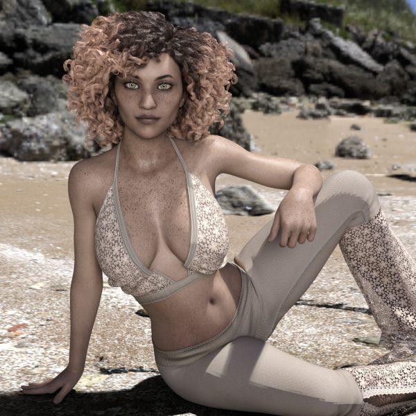 MbM Maya for Genesis 3 & 8 Female