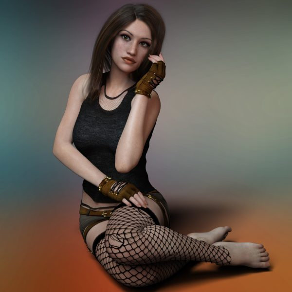 MbM Piper for Genesis 3 & 8 Female